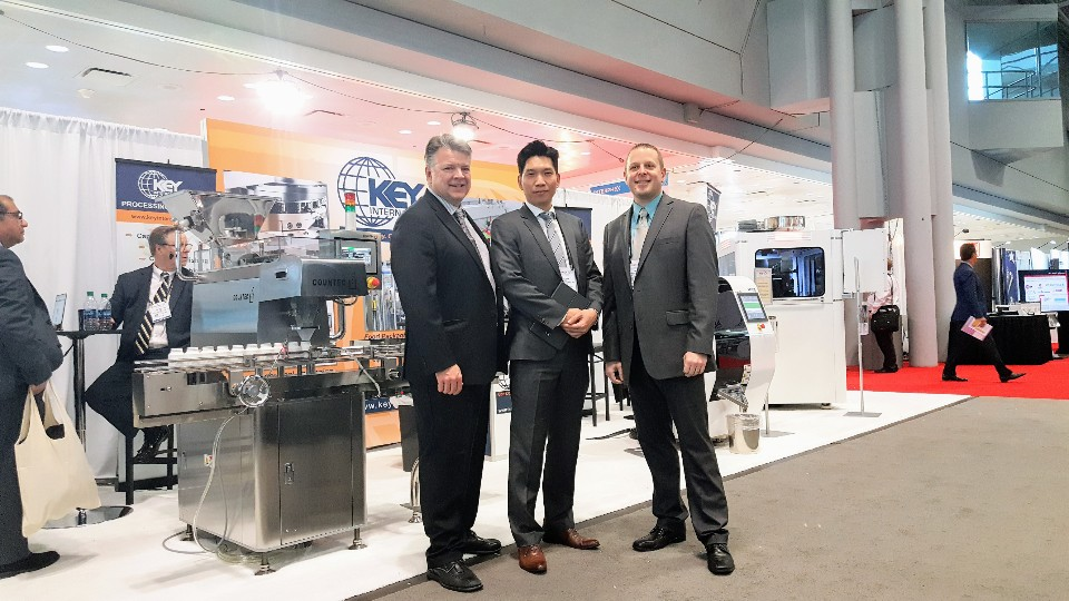 2019 Interphex NY, US